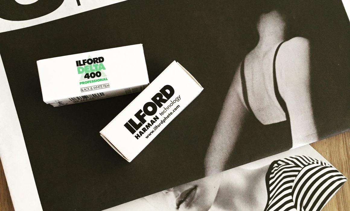 Ilford B/W Film